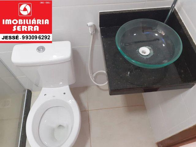 JES 065. Vendo casa nova em Residencial Centro da Serra com 70M² - Foto 6