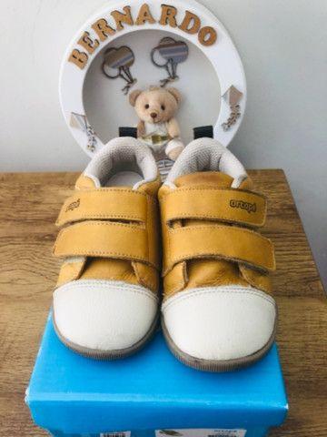 Sapato ortopé