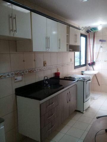 Apartamento de 3 Quarto Semimobiliado - Vieiralves - Foto 8