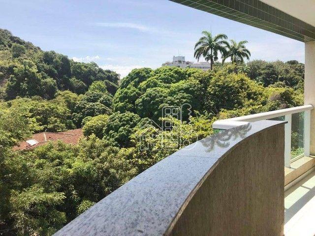Apartamento com 3 dormitórios à venda, 130 m² por R$ 748.000,00 - Ingá - Niterói/RJ