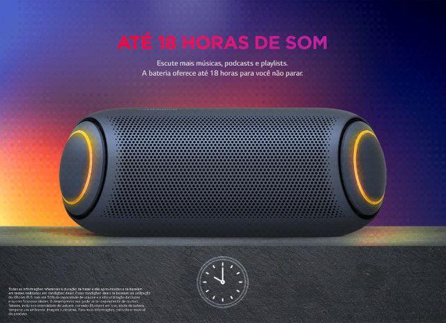 Caixa de Som LG XBoom GO PL5 Meridian 20W Lacrado Garantia - Em 10X com acréscimo de 10% - Foto 3