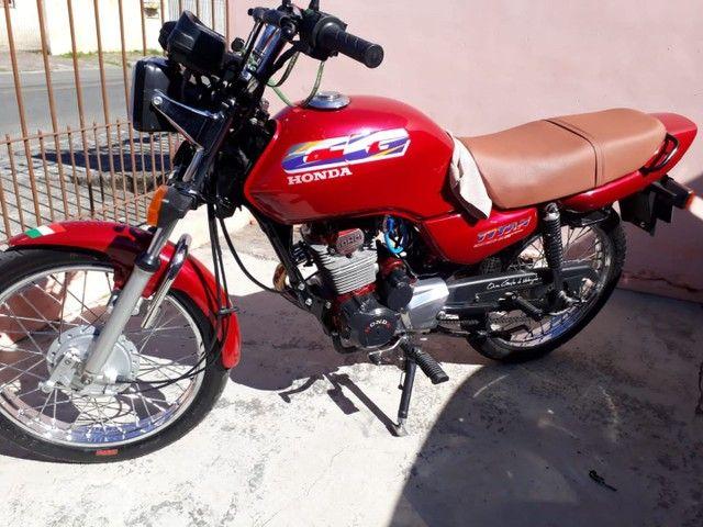 Cg titan 97/98 impecável 210cc