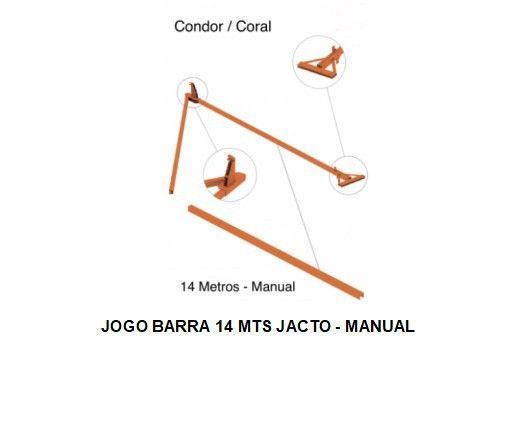 Jogo Barra para Pulverização Jacto - Foto 3
