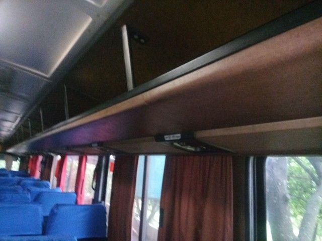 Onibus rodoviario marcopolo 91 novo - Foto 6