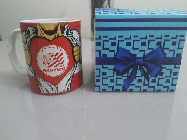 Canecas Personalizadas de Porcelana na Caixinha - Foto 2