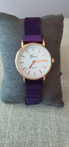 Relógio feminino  - Foto 5