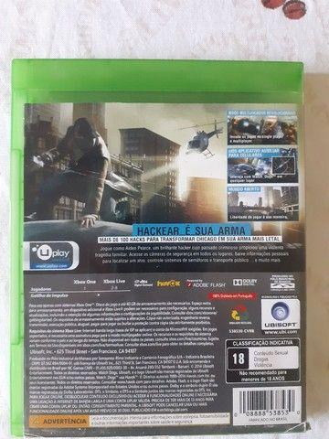 Jogo watch dogs original Xbox one  - Foto 2