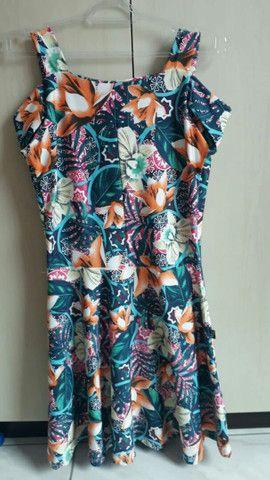 Vestido de lycra - Foto 2