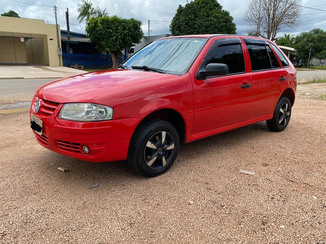 Gol 1.0 G4  2013- APTO A FINANCIAMENTO