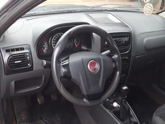Fiat Strada Hard Working 1.4 (Flex) (Cabine Estendida) 2016