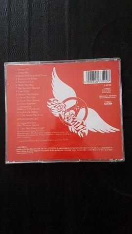 CD Aerosmith Greatest HITS