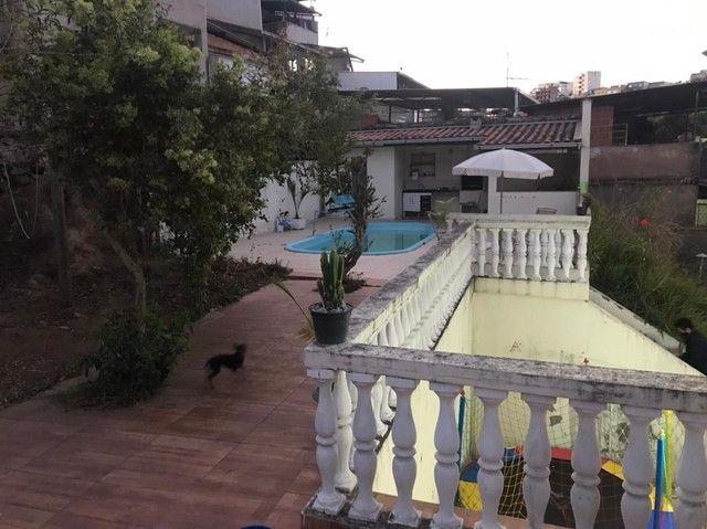 2 casas Monte Castelo com 4 quartos e 2quartos, piscina, terreno pomar, gar 5 carro - Foto 9