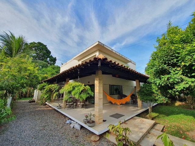 Casa Bem Arborizada em Condomínio Beira de Pista   Oficial Aldeia Imóveis