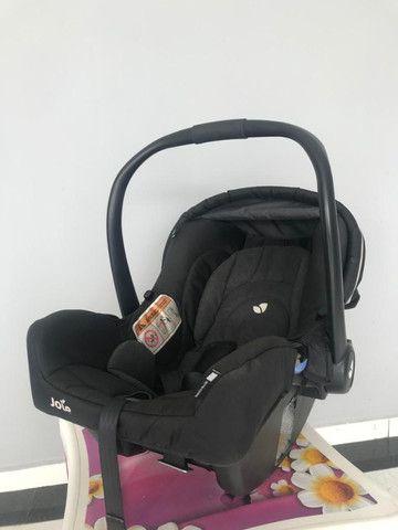 Bebê Conforto Kiddo Joie - Preto (Usado) - Foto 2