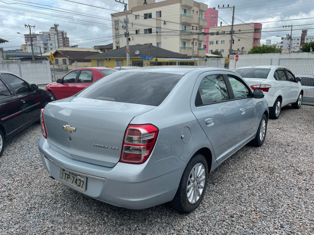 Gm Chevrolet cobalt 1.4 LTZ 8v GNV comp 2013 - Foto 7
