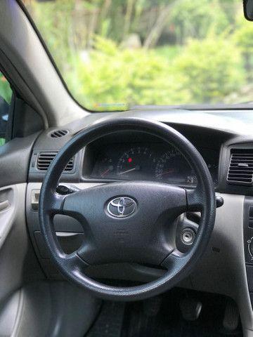 Toyota Corolla XEI 1.8 2004 (GNV 5ª geração) - Foto 11