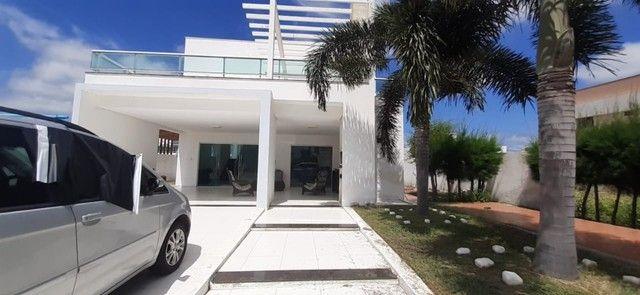 Vendo casa com 4 suites no condomínio residencial vilas dol ago .em Patos-PB  - Foto 20