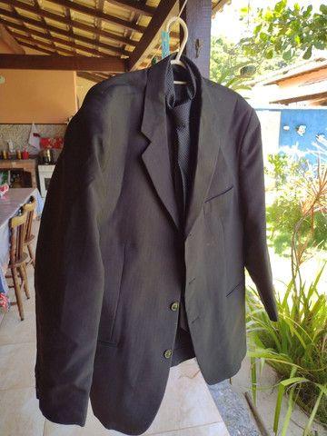 Terno e gravata Tam 42 preço 40,00