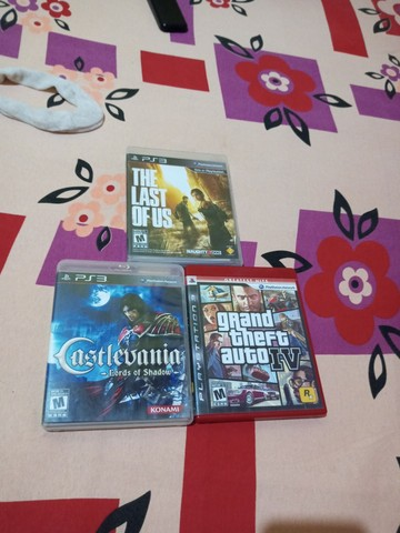 Vendo jogos original do ps3 - Foto 3