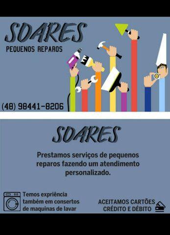 Soares Pequenos reparos  - Foto 2
