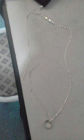 Cordao prata