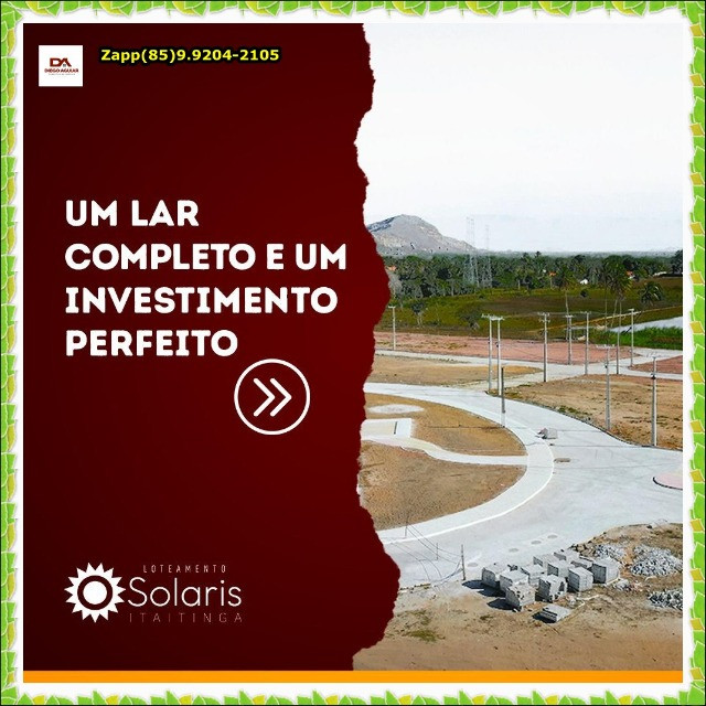Loteamento Solaris - Faça uma visita-$@$ - Foto 11