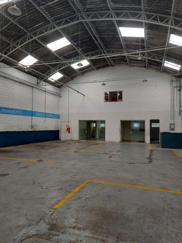 Galpão Industrial - Paulicéia/SBC - Foto 5