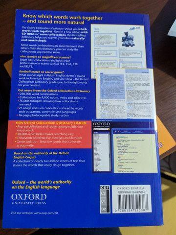 Melhor dicionário collocation - Foto 3
