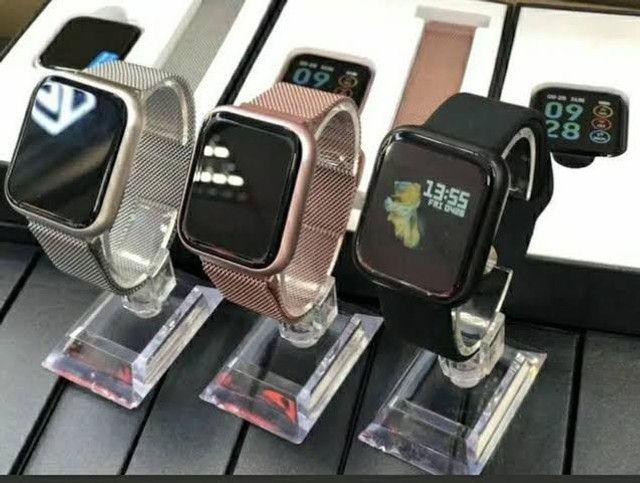 Smartwatch Relógio Inteligente P70 - Foto 2
