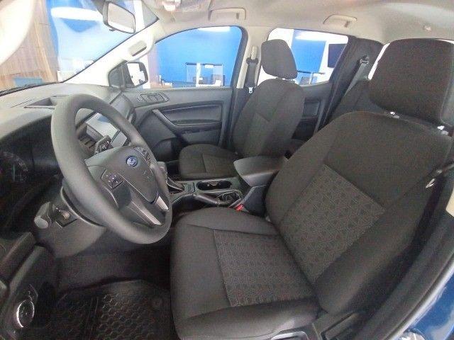 Ford Ranger XLS 4X2 AT 2022 - Foto 12