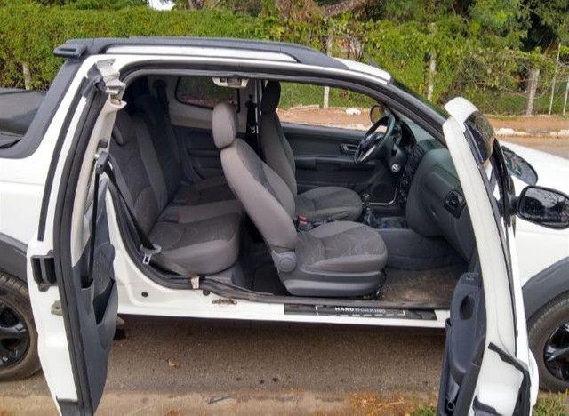 Fiat Strada Cabine Dupla 2016