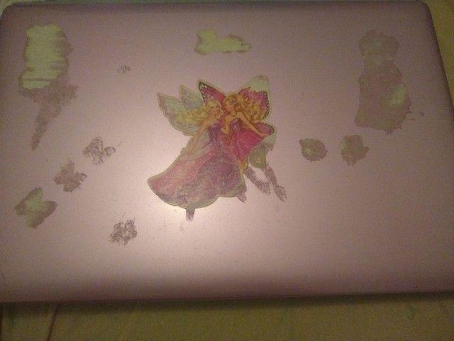 Vêndo notebook com defeito para retirada de peças  - Foto 2