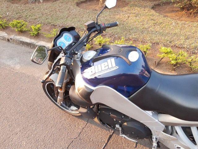 Buell xb9sx 2006 1000 cc somente dinheiro - Foto 11