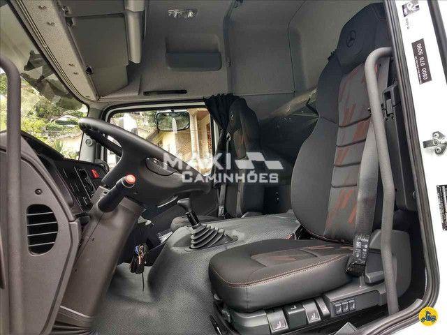 MB Atego 2426 6x2 Truck OKM Completo Pronta entrega - Foto 9