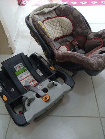 Bebê conforte e Carrinho