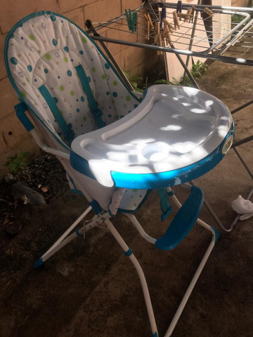 Cadeira de alimentação infantil  - Foto 2