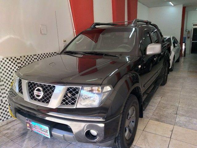 Frontier Attack 4X4 SE troco e financio aceito carro ou moto maior ou menor valor - Foto 6