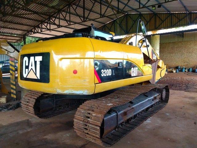 Escavadeira Cat 320DL - Foto 2