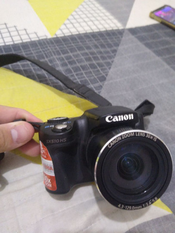 Canon Power Shot SX510 HS Wi-fi - Foto 2
