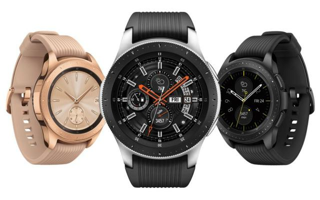 Avaliamos o Samsung Galaxy Watch