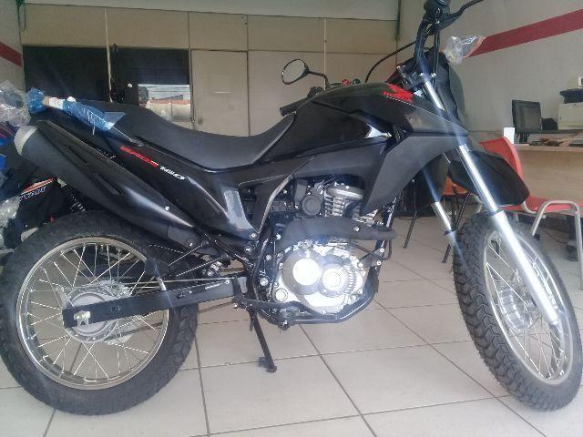 Honda Nxr Bros 2019 Motos Cidade Nova Ananindeua 547745168 Olx