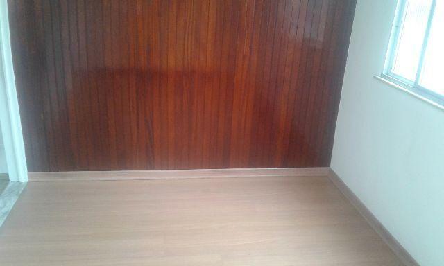 Apartamento 2 quartos vazio no Condomínio Tijolinho