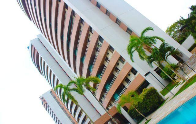 Ponta Negra, Solar da Praia, 1 suite + 2 semi suite, 127m2