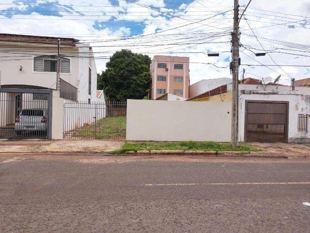 Excelente Terreno 360 m² - Proximo a Av. Zahran e ruas Rui Barbosa e 13 de Maio