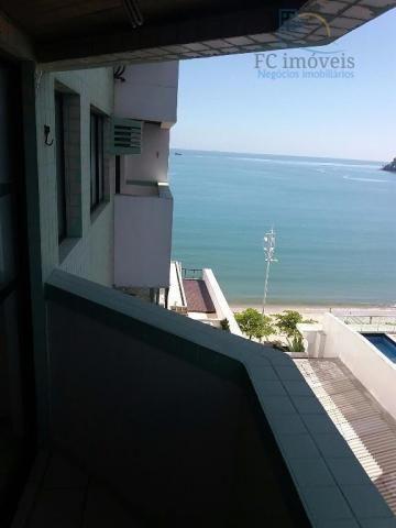 Apartamento Mobiliado Vista Mar, Barra Sul, Balneário Camboriú.
