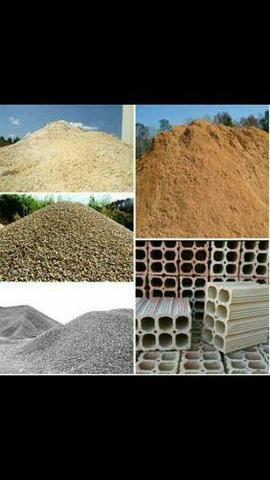 Tijolo - areia - barro