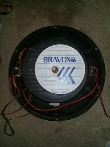 Alto falante Premium bravox