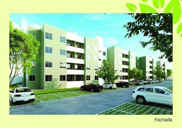 Apartamento na Planta Cond. Reserva Green Park 03 Quartos Fin. Direto - Sem Spc e Serasa