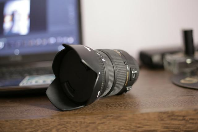 Sigma p/ Canon 17-50mm 2.8