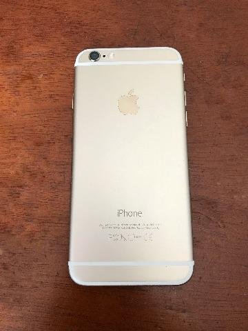IPhone 6 dourado 128gb